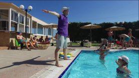 Animation – Hotel Diagoras – Rodos – Greece