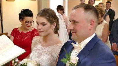 Magda i Mateusz – w kościele