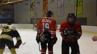 Mecz hokeja: Kameleon Piła – Lodołamacz Wałcz